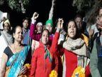ओडिशा के किसान लखनऊ के रास्ते जाना चाहते थे दिल्ली, वाराणसी में पुलिस ने रोका, फिर जौनपुर के रास्ते भेजा|वाराणसी,Varanasi - Dainik Bhaskar