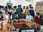 कंपनी के कर्मचारी ने ही बनाया लूट का प्लान, गलती से पुलिस के खबरी को दे दिया वारदात में शामिल होने का ऑफर और पकड़े गए|रायपुर,Raipur - Dainik Bhaskar