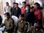 बुलेटप्रूफ गाड़ी से उतरते ही 6 शूटरों ने ताबड़तोड़ फायरिंग कर अजीत को मारा था, गिरफ्तार शूटर ने बताया पूरा प्लान|लखनऊ,Lucknow - Dainik Bhaskar