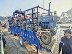 26 को मेहनत व पीड़ा को दर्शाती 29 राज्यों की झांकियां निकालेंगे किसान, ट्राॅलियों में सजाई जाएंगी झांकियां, वाॅलंटियर्स की लगेगी ड्यूटी हरियाणा,Haryana - Dainik Bhaskar