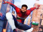 गाने की धुन में कहा- मकड़ी कुछ भी कर सकती है, छक्के-चौके मारकर टीम को जिताती है|क्रिकेट,Cricket - Dainik Bhaskar