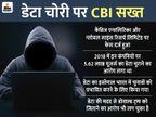 CBI ने कैंब्रिज एनालिटिका के खिलाफ केस दर्ज किया, 5.62 लाख भारतीय यूजर्स का डेटा चुराने का आरोप|बिजनेस,Business - Dainik Bhaskar