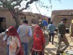 मजदूर के बेटे की तलाश कर रहे 150 जवान, 100 ग्रामीण; ड्रोन भी नहीं ढूंढ़ पाया, अब 25 किमी दायरे में होगी घर-घर तलाशी झुंझुनूं,Jhunjhunu - Dainik Bhaskar