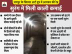 सिल्वर आर्ट ग्रुप के यहां छापे में शुरू में कुछ नहीं मिला, एक-एक दीवार की जांच की तो 10 घंटे बाद मिली सुरंग, उसमें था खजाना|राजस्थान,Rajasthan - Dainik Bhaskar