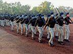 पहली बार गणतंत्र दिवस की परेड को लीड करेगी महिला पुलिस की प्लाटून, कमान संभालेंगी महिला डीएसपी|होशंगाबाद,Hoshangabad - Dainik Bhaskar