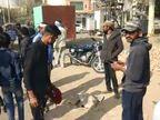 बीकानेर में नवजात का शव नाले के पास दफनाया, आवारा कुत्तों ने खोदकर बाहर निकाला|बीकानेर,Bikaner - Dainik Bhaskar