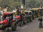 टीकरी, सिंघु और गाजीपुर बॉर्डर पर 30 हजार ट्रैक्टर पहुंचे; बैरिकेड हटाए जा रहे, एक ट्रैक्टर पर तीन लोगों को ही इजाजत ओरिजिनल,DB Original - Dainik Bhaskar