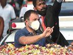 राहुल ने कहा- अगर किसान और मजदूर मजबूत होते तो चीन कभी भारत की ओर देखने की हिमाकत नहीं कर पाता|देश,National - Dainik Bhaskar