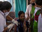 प्लेन, ट्रक, वैन और फिर बाइक से पहुंच रही है कोरोना वैक्सीन; पर चुनौती अफवाहों से जूझने की वैक्सीन ट्रैकर,Coronavirus - Dainik Bhaskar