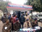 लखनऊ में शातिर गिरफ्तार, बुजुर्ग मां व बेटी की बीमारी का बहाना बनाकर लोगों को ठगता था|लखनऊ,Lucknow - Dainik Bhaskar