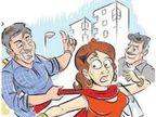 युवक ने टक्कर मारने के बाद लड़की पर चढ़ा दी बाइक, जालंधर के अस्पताल में हुआ ऑपरेशन, हालत गंभीर|कपूरथला,Kapurthala - Dainik Bhaskar