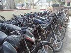जोधपुर में दो वाहन चोर गिरोह पकड़ाए, नशे के लिए चोरी की बाइक को 2 से 5 हजार रुपए में बेच देते थे|जोधपुर,Jodhpur - Dainik Bhaskar