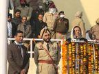 मंत्री अरूणा चौधरी बोलीं: अन्नदाता दिल्ली में हक की लड़ाई लड़ रहा, कृषि कानूनों से राज्यों के अधिकारों पर मार पड़ी|जालंधर,Jalandhar - Dainik Bhaskar