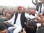 अखिलेश यादव ने कृषि बिलों को डेथ वारंट बताया, कहा- BJP सरकार को नहीं दिख रही किसानों की परेशानी कानपुर,Kanpur - Dainik Bhaskar