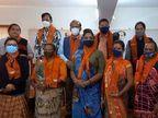 गुजरात के 'गे' राजकुमार मानवेंद्र सिंह गोहिल समेत 50 से अधिक ट्रांसजेंडर भाजपा में हुए शामिल, कहा- चुनाव लड़ने भी तैयार|गुजरात,Gujarat - Dainik Bhaskar