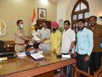 40 लाख की रिश्वत देने के आरोप पर कांग्रेस की ओर से अर्नब के खिलाफ समता नगर पुलिस स्टेशन में दर्ज करवाई गई कंप्लेंट|मुंबई,Mumbai - Dainik Bhaskar