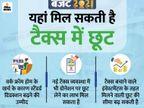 स्टैंडर्ड डिडक्शन 50 हजार से बढ़कर 1 लाख रु. हो सकता है, इससे नौकरीपेशा लोगों को होगा फायदा बिजनेस,Business - Dainik Bhaskar