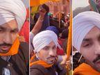 भिंडरावाला का स्पोर्ट और खालीस्तान की पैरवी करता है दीप सिद्धू|दिल्ली + एनसीआर,Delhi + NCR - Dainik Bhaskar