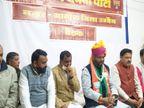 अजा मोर्चा के प्रदेशाध्यक्ष ने कार्यकर्ताओं से कहा- भाजपा को जिताने के लिए अभी से जुट जाएं|उज्जैन,Ujjain - Dainik Bhaskar