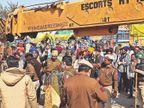 पन्नू और सिद्धू पर आंदोलन खराब करने के आरोप, पन्नू बोले- लाल किले पर दीप के षड्यंत्र में फंसे लोग पहुंचे|हरियाणा,Haryana - Dainik Bhaskar