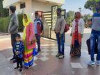 अजमेर में भाजपा ने पार्षद प्रत्याशियों की बाड़ेबंदी की, वाहनों से बाहर भेजा; कांग्रेस की फिलहाल कोई तैयारी नहीं|अजमेर,Ajmer - Dainik Bhaskar