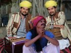 बावले छोरों ने 'गरीबी' सॉन्ग पर दी परफॉर्मेंस, अब गानों की होगी शूटिंग|नागौर,Nagaur - Dainik Bhaskar
