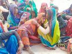 ललितपुर में 6 साल के बच्चे की बेरहमी से हत्या; खेत में राख व पत्तों से छिपाकर रखा गया था|झांसी,Jhansi - Dainik Bhaskar