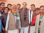 जयपुर गए नोखा विकास मंच के प्रत्याशी, बाकी पार्टियों का डेरा बीकानेर में ही; चेयरमैन चुनाव को लेकर फिर बदला जाएगा ठिकाना|बीकानेर,Bikaner - Dainik Bhaskar