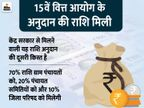 चुनाव से पहले मिले 1254.50 करोड़, हर पंचायत के हिस्से 10.45 लाख आएंगे, अभी भी 10 लाख बाकी|बिहार,Bihar - Dainik Bhaskar
