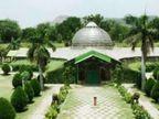 कोरोना के केस एक दिन में शून्य होते ही सवा दो महीने बाद सुबह कंपनी बाग खोला, शाम को वापस बंद कर दिया|अलवर,Alwar - Dainik Bhaskar