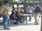 करनाल में निर्मल कुटिया चौक पर हादसा; दो भाइयों को रोडवेज बस ने कुचला, कोचिंग पर जाने को निकले थे|हरियाणा,Haryana - Dainik Bhaskar