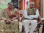 ढ़ाई साल के बेटे को परिवार वालों को सौंप शेखावाटी की ये बहु पति के साथ हुई थी कारसेवा में शामिल, अब राम मंदिर निर्माण अभियान की जिम्मेदारी|सीकर,Sikar - Dainik Bhaskar