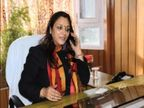 महिला आयोग की अध्यक्ष डेजी ठाकुर को दिया गया सेवा विस्तार, 3 और सालों के लिए मिली नियुक्ति|हिमाचल,Himachal - Dainik Bhaskar