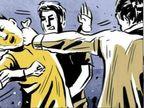 जिम से लौट रहे किशोर को पीटा, पिता बचाने आए तो फायरिंग कर भाग गए|भिंड,Bhind - Dainik Bhaskar