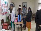 जिले में आज 69 सेंटर्स पर हो रहा वैक्सीनेशन, अब तक 12 हजार 263 को ही लग पाया कोवीशील्ड का टीका|जबलपुर,Jabalpur - Dainik Bhaskar