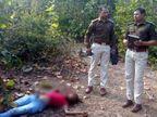 100 रुपए नहीं मिलने से नाराज लड़की निकली थी घर से, 28 जनवरी को जंगल से मिली लाश|झारखंड,Jharkhand - Dainik Bhaskar