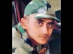 14 माह पूर्व सेना में भर्ती हुआ निखिल, हमले में शहीद|भिवाड़ी,Bhiwadi - Dainik Bhaskar