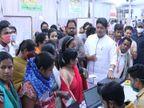 लोगों की समस्या कर रहे दूर, मिनटों में बने 74 परिवारों के राशन कार्ड, सड़कों और गलियों से अंधेरा भी छंटा|छत्तीसगढ़,Chhattisgarh - Dainik Bhaskar