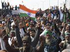 दिल्ली में हिंसा पर 50 और लोगों को नोटिस; संयुक्त मोर्चा ने कहा- 26 जनवरी के बाद 100 से ज्यादा किसान लापता|देश,National - Dainik Bhaskar