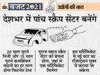 सड़क से हटेंगी 20 साल पुरानी गाड़ियां, पॉलिसी लागू होने के बाद सस्ते हो जाएंगे नए वाहन|टेक & ऑटो,Tech & Auto - Dainik Bhaskar