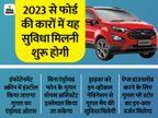 एंड्रॉयड ऑपरेटिंग सिस्टम पर काम करेगी फोर्ड की सभी कारें, फोन की तरह मिलेगा सॉफ्टवेयर अपडेट टेक & ऑटो,Tech & Auto - Money Bhaskar