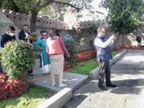 इंदौर की धरोहरें महेश्वर से भी अच्छी : अमेरिकी कॉन्सुलेट जनरल|इंदौर,Indore - Dainik Bhaskar