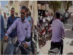 टिकट बंटवारे को लेकर बवाल शुरू, राजकोट में भाजपा के एक वार्ड प्रभारी ने शहर प्रमुख को ऑफिस में घुसकर दी गालियां|गुजरात,Gujarat - Dainik Bhaskar