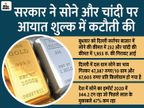 गोल्ड 269 घटकर 47,547 रुपए पर पहुंचा, चांदी 745 रुपए लुढ़ककर 67,820 रुपए पर आई|बिजनेस,Business - Money Bhaskar