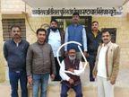 जैसलमेर में आयुर्वेद विभाग का उप निदेशक चार हजार रुपए की रिश्वत लेते गिरफ्तार|जोधपुर,Jodhpur - Dainik Bhaskar