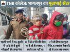 बिहार के एक परीक्षा केंद्र पर 22 'मुन्नाभाई' पकड़ाए; दूसरे का पेपर देना किसी के लिए अस्थायी रोजगार बना तो कोई दोस्ती-रिश्तेदारी निभाने आया बिहार,Bihar - Dainik Bhaskar