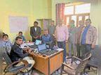 अस्थमा के कारण तीन साल में नौसेना से रिटायरमेंट लिया, वहां से मिल रही हर महीने बीस हजार रुपए की पेंशन|झुंझुनूं,Jhunjhunu - Dainik Bhaskar