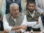 केंद्रीय कृषि मंत्री तोमर पर पंजाब कांग्रेस प्रधान जाखड़ का पलटवार, कानून तो आपकी ही सरकार ने बनाए थे, हमने लागू नहीं किए|जालंधर,Jalandhar - Dainik Bhaskar