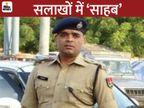 दो दिन की रिमांड के बाद कोर्ट ने IPS मनीष को दोपहर को जेल भेजा, रात को सरकार ने किया सस्पेंड|जयपुर,Jaipur - Dainik Bhaskar