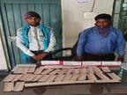 झोले में 2 हजार नशीले टैबलेट रखकर बेच रहे थे बदमाश, पुलिस को देखकर भागे, टीम ने घेरकर पकड़ा|रायपुर,Raipur - Dainik Bhaskar
